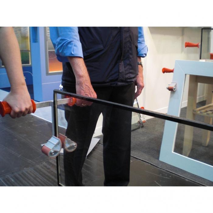 Set 2x Carrymate TG80 0-80mm - Dispozitiv de ridicare/manipulare suprafete plane pentru 2 persoane 1