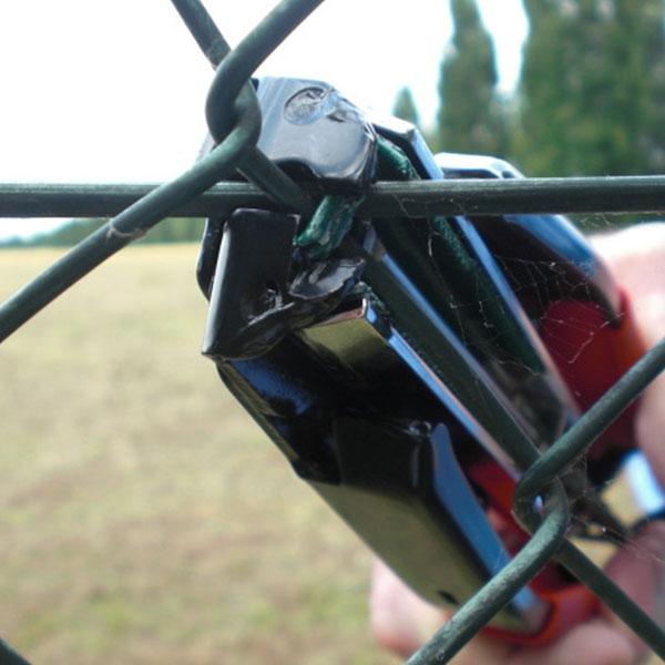 Cleste pentru legat gard cu capse rapide Regur DOZ24 - 1000 capse incluse 2