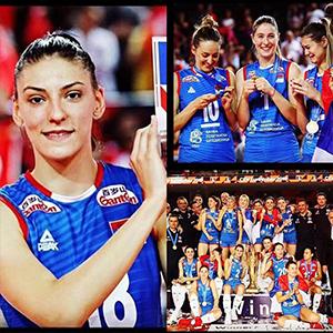 SERBIJA VOLLEYBALL WOMEN
