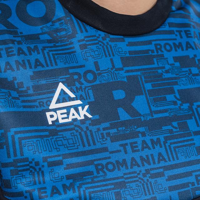 Bluza antrenament TeamRomania20 bleumarin [1]
