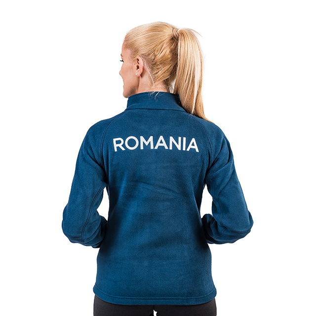 Bluza fleece PEAK Winter Olympic dama [3]