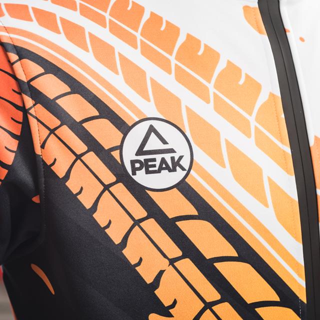 Geaca softshell Peak FRAS galben [2]