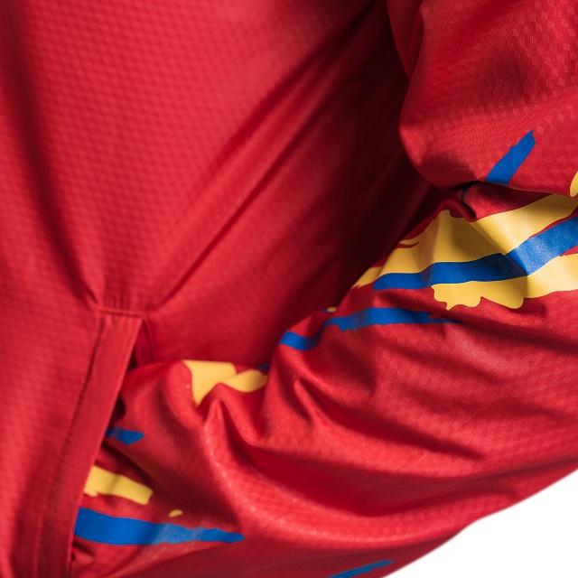 Haina Casual Masculin PEAK TeamROmania19 rosu [1]