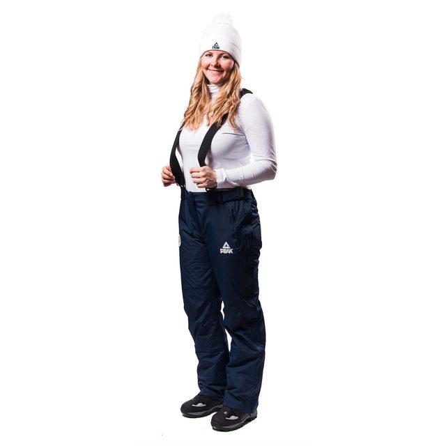 Pantaloni Iarna Official PEAK Winter Olympic dama [0]