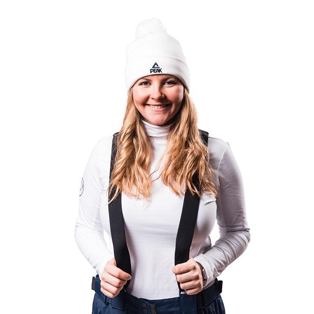 Pantaloni Iarna Official PEAK Winter Olympic dama [2]