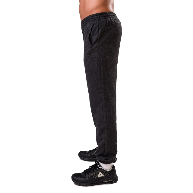 Pantaloni trening PEAK Crew gri inchis [1]