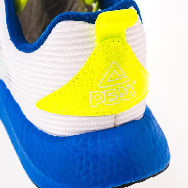 Pantofi sport alb/fluo [4]