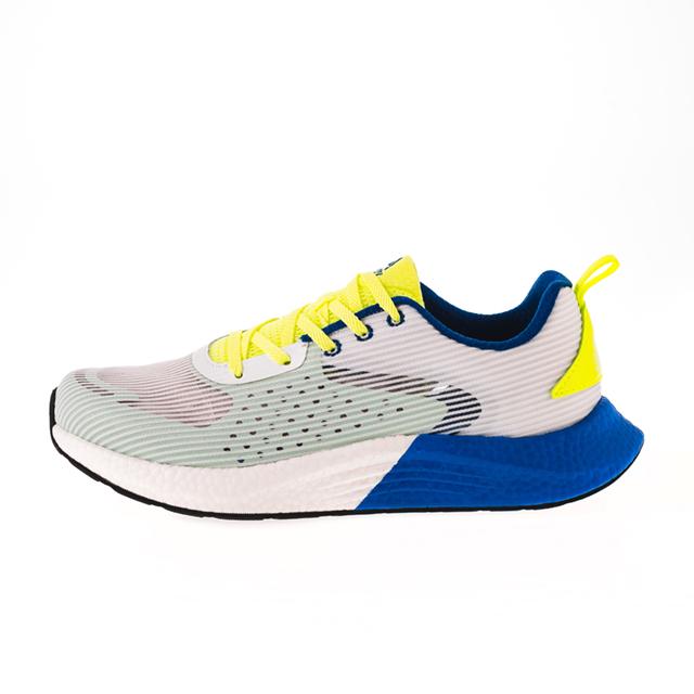 Pantofi sport alb/fluo [1]