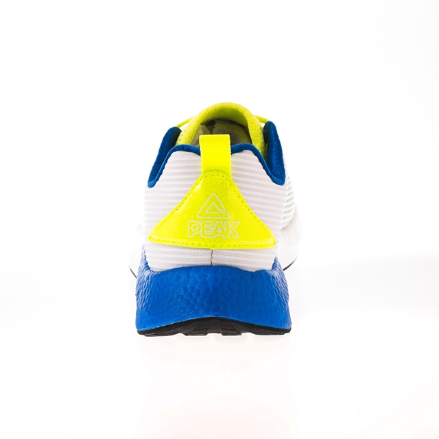 Pantofi sport alb/fluo [3]
