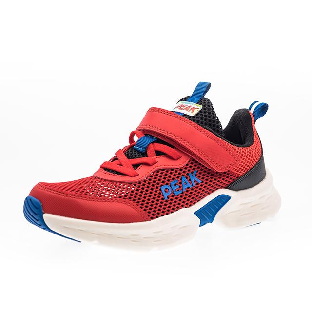 Pantofi Sport copii PEAK Net rosu [0]