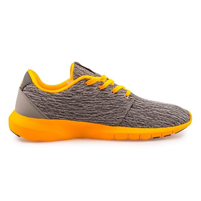 Pantofi sport PEAK Balance gri/portocaliu [2]