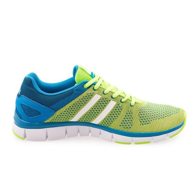 Pantofi sport PEAK Boston barbati verde/albastru [1]