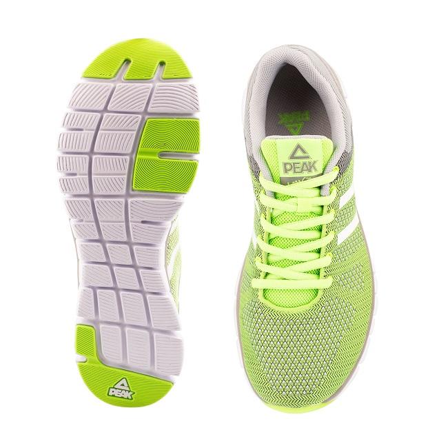 Pantofi sport PEAK Boston dama verde/gri [2]