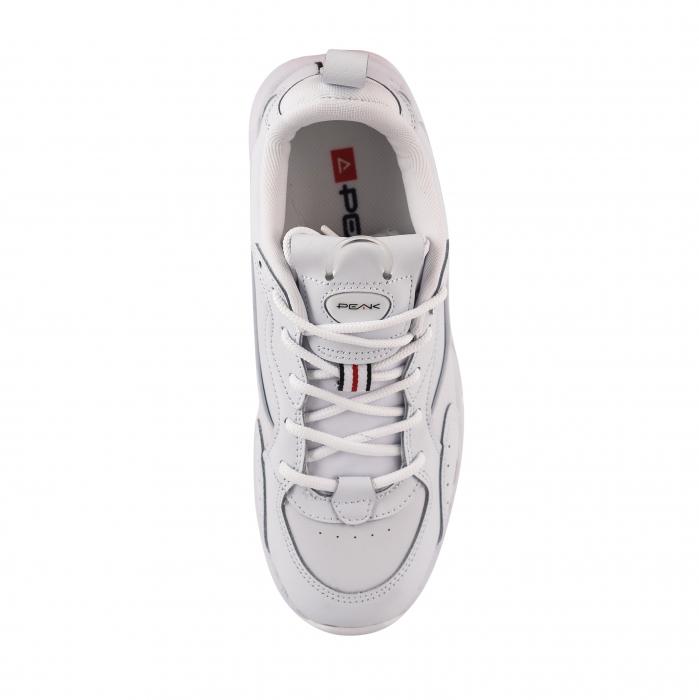 Pantofi sport Peak casual alb [4]