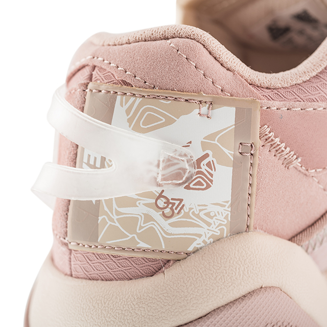 Pantofi sport Peak Culture dama roz [6]