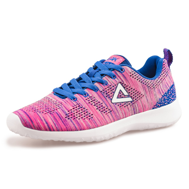 Pantofi sport PEAK Jolly dama roz [0]