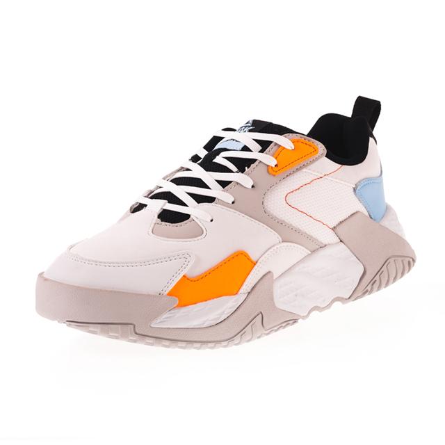 Pantofi sport Peak Retro alb/albastru [0]