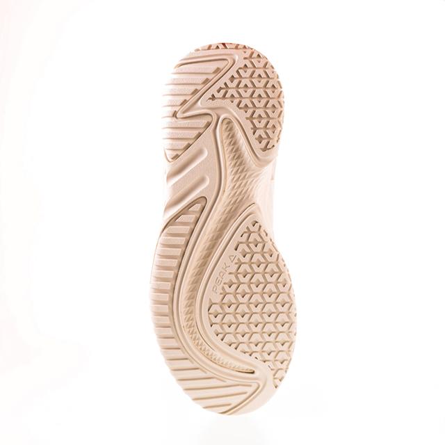 Pantofi sport Peak Retro alb/roz [8]
