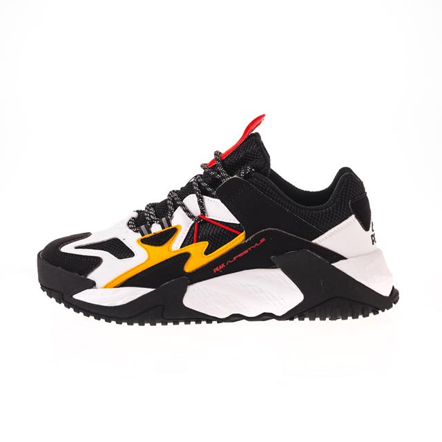 Pantofi sport Peak Retro negru/alb [1]