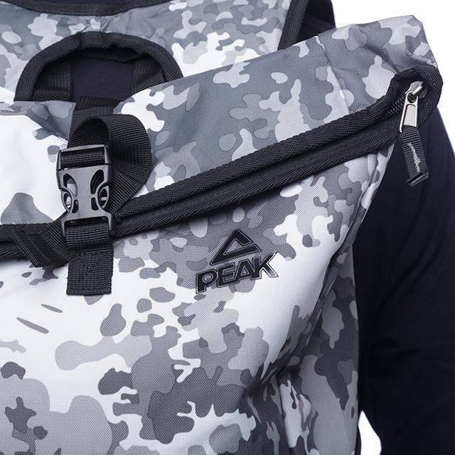 Rucsac PEAK Camo negru/alb/gri [1]