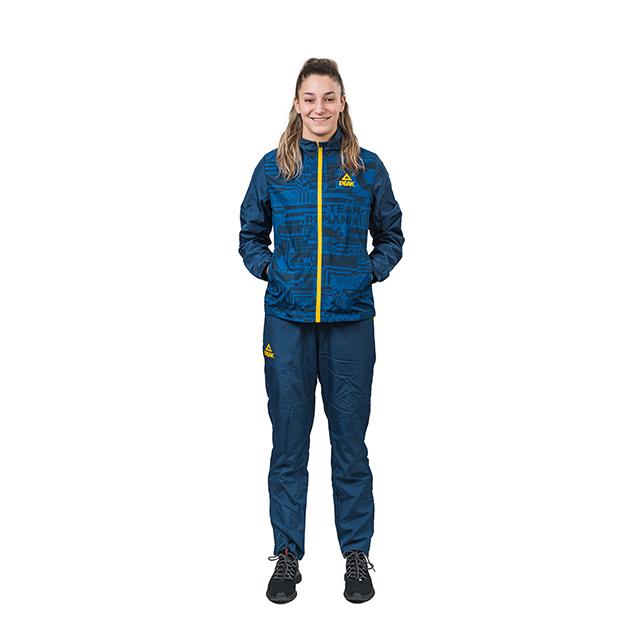 Trening Prezentare TeamRomania20 navy feminin [0]