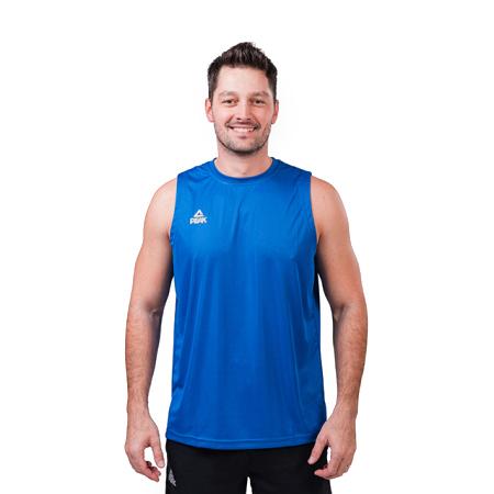 Tricou PEAK Force albastru [0]