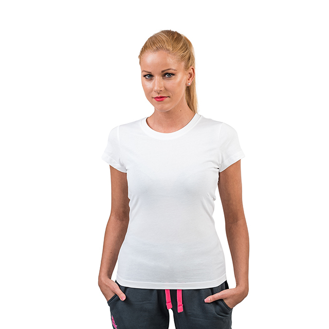Tricou PEAK Training II dama alb [0]