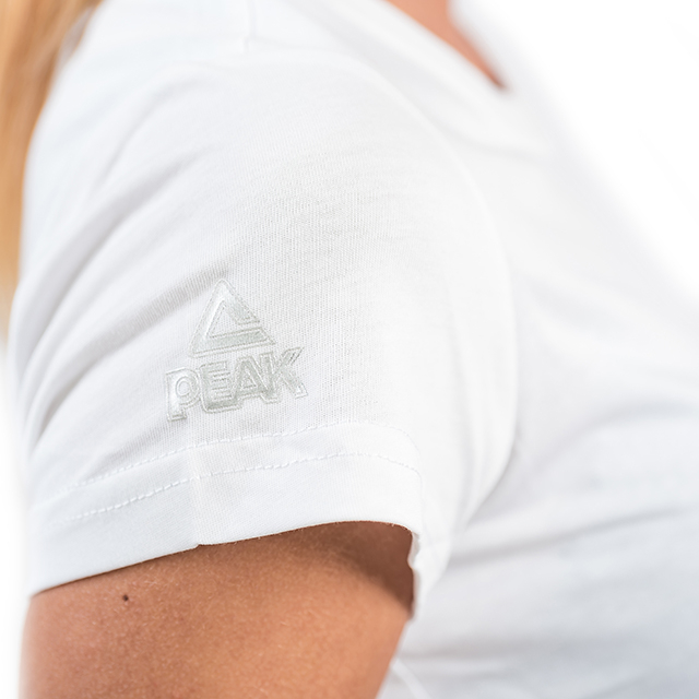 Tricou PEAK Training II dama alb [3]