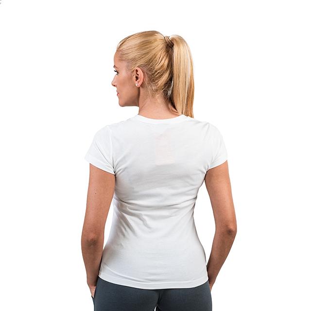 Tricou PEAK Training II dama alb [2]