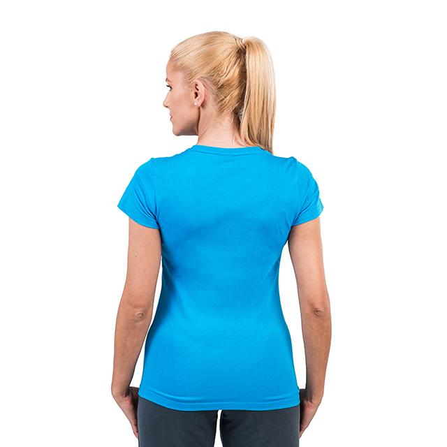 Tricou PEAK Training II dama albastru [2]