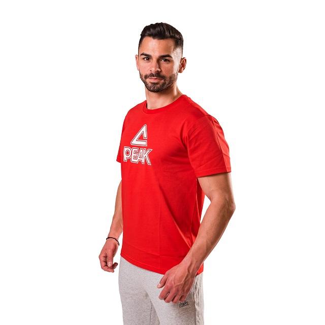 Tricou PEAK Training rosu [1]