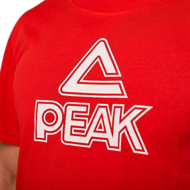 Tricou PEAK Training rosu [2]