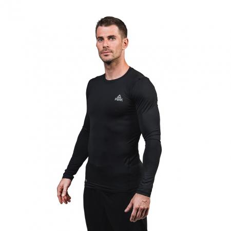 Bluza corp PEAK Winter Olympic negru [1]