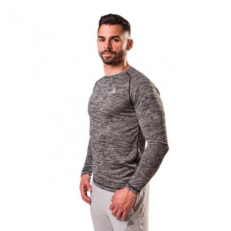 Bluza PEAK Stripes gri/negru [1]