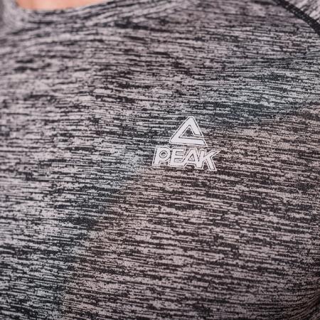 Bluza PEAK Stripes gri/negru [3]