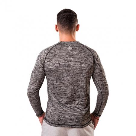 Bluza PEAK Stripes gri/negru [2]