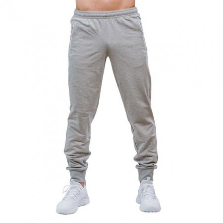 Pantaloni antrenament TeamRomania20 gri 4XL [0]