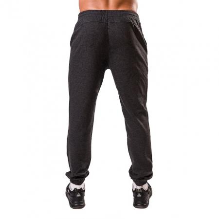Pantaloni trening PEAK Crew gri inchis [2]