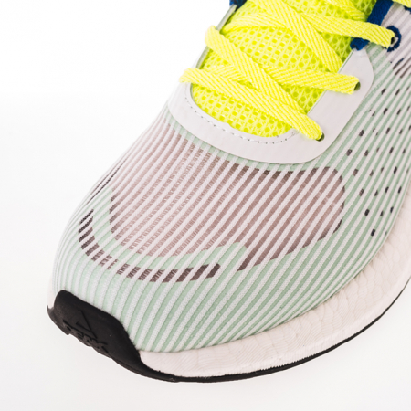 Pantofi sport alb/fluo [8]