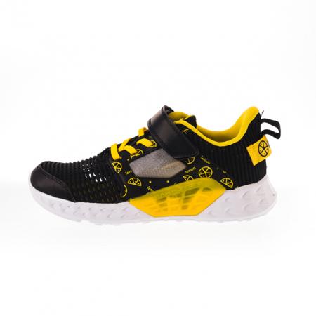 Pantofi sport copii Peak negru [1]