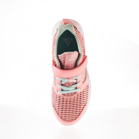 Pantofi sport copii Peak roz [6]