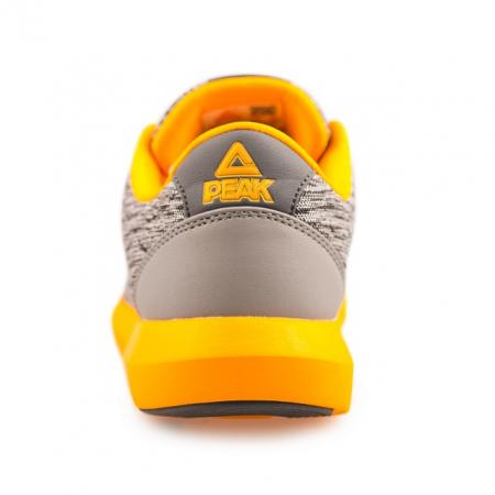 Pantofi sport PEAK Balance gri/portocaliu [1]