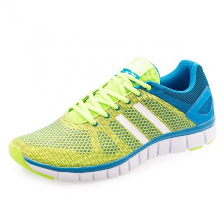 Pantofi sport PEAK Boston barbati verde/albastru [0]