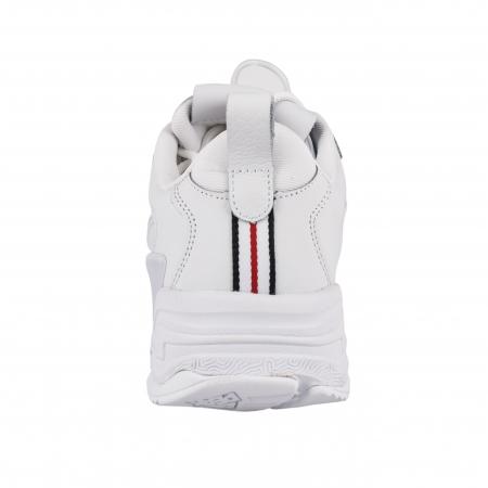 Pantofi sport Peak casual alb [2]