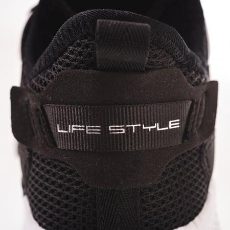 Pantofi sport Peak Casual negru [4]