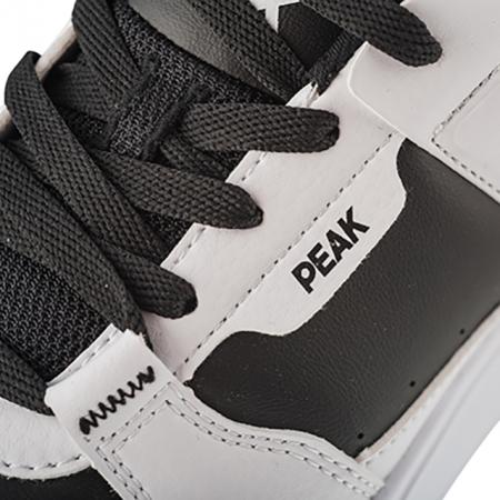 Pantofi sport Peak Culture alb/negru [4]