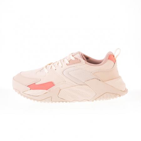 Pantofi sport Peak Retro alb/roz [1]
