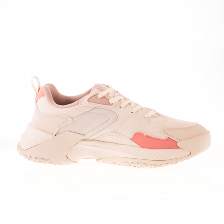 Pantofi sport Peak Retro alb/roz [3]