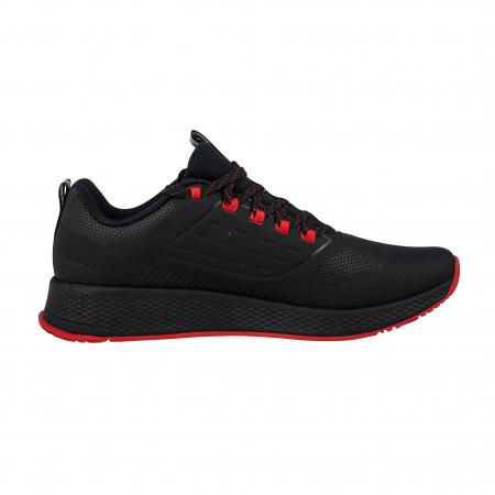 Pantofi sport PEAK Urban barbati negru/rosu [2]