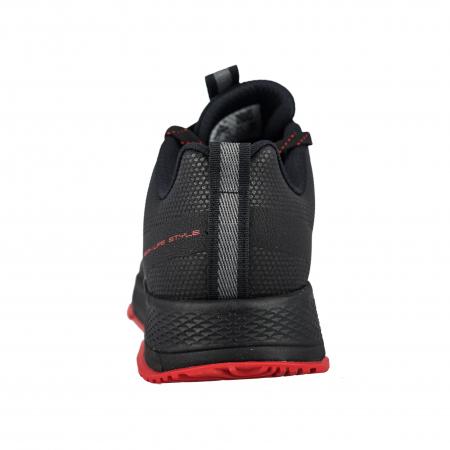 Pantofi sport PEAK Urban barbati negru/rosu [1]